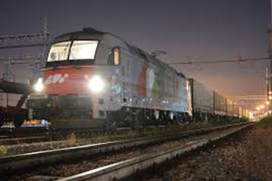Treno per plant automotive